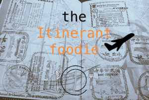 The Itinerant Foodie
